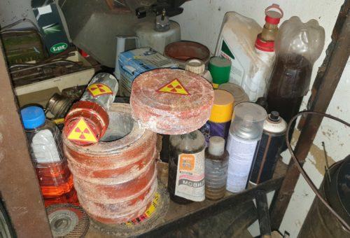 ДІВ у гаражі 4