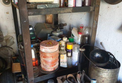 ДІВ у гаражі