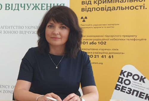 """Movies, games, social advertising: Olena Salnyk told how the work with the citizens of Dnipropetrovsk region will be carried out within the framework of the """"KROK do Bezpeky"""" (STEP to Safety) campaign"""