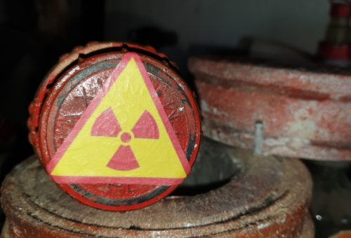 Radioactive sources around us. Awareness first