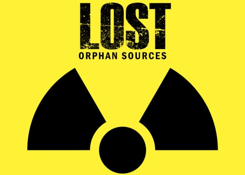 """Lost"". The first comic on radiation safety appeared in Ukraine."