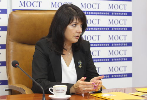 """Head of Radiation Safety Project Elena Salnyk: """"People do not know what to do with radioactive sources, so they can lose their lives or freedom"""""""