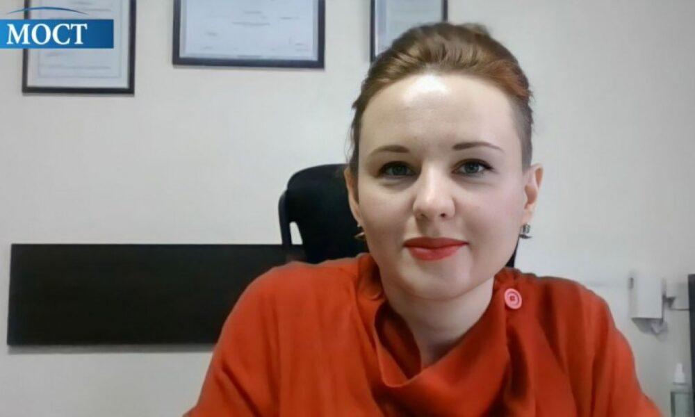 «Важливо розуміти, звідки приходить небезпека»: Юлія Балашевська про необхідність інформування людей про радіаційну безпеку